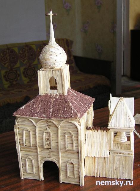 Как из дома сделать церковь из