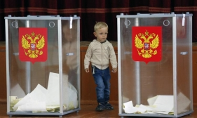 Дети не участвуют в предвыборной агитации