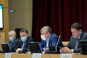 Заключено 130 финансовых соглашений с муниципалитетами на реализацию национальных и региональных проектов